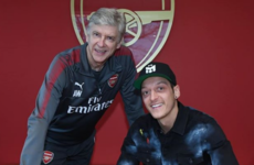 Gunners rejoice! Ozil signs long-term deal with Arsenal