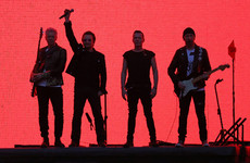 Irish U2 fans left disappointed as all Dublin tour dates sell out in under five minutes