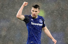 Sam Allardyce delivers glowing praise for 'superhuman' Seamus Coleman