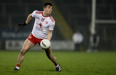 After scoring 0-6 in Sigerson action, UUJ forward makes first Tyrone start against Dublin