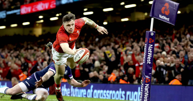 Wonderful Wales unleash their Scarlets to thrash Scotland