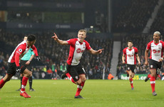 Saints battle back in five-goal thriller with Baggies and the rest of today's Premier League action