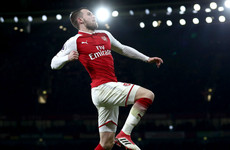 New boys sparkle and Aaron Ramsey hits three as Arsenal thump Everton