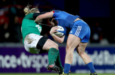 Powerful France hold Ireland Women to nil