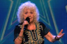 A super-talented Tallaght granny had everyone weeping on the first episode of Ireland's Got Talent