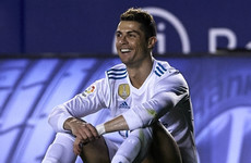 Zidane explains Ronaldo substitution amid latest Real Madrid setback