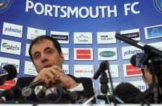 Portsmouth FC could be wound up by next week