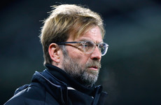 Jurgen Klopp fuming after Harry Kane penalty denies Liverpool