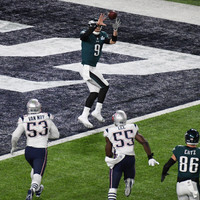 To win the Super Bowl, the Eagles played the perfect Patriots game