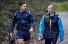 Byrne set for long-awaited Leinster return but still no sign of O'Brien or Ringrose