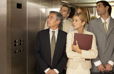 Poll: Do you talk to strangers in lifts?