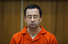 Larry Nassar sentenced to another 40 to 125 years for abusing young gymnasts