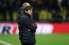 Pressure piled on Conte as late Watford show sinks 10-man Chelsea