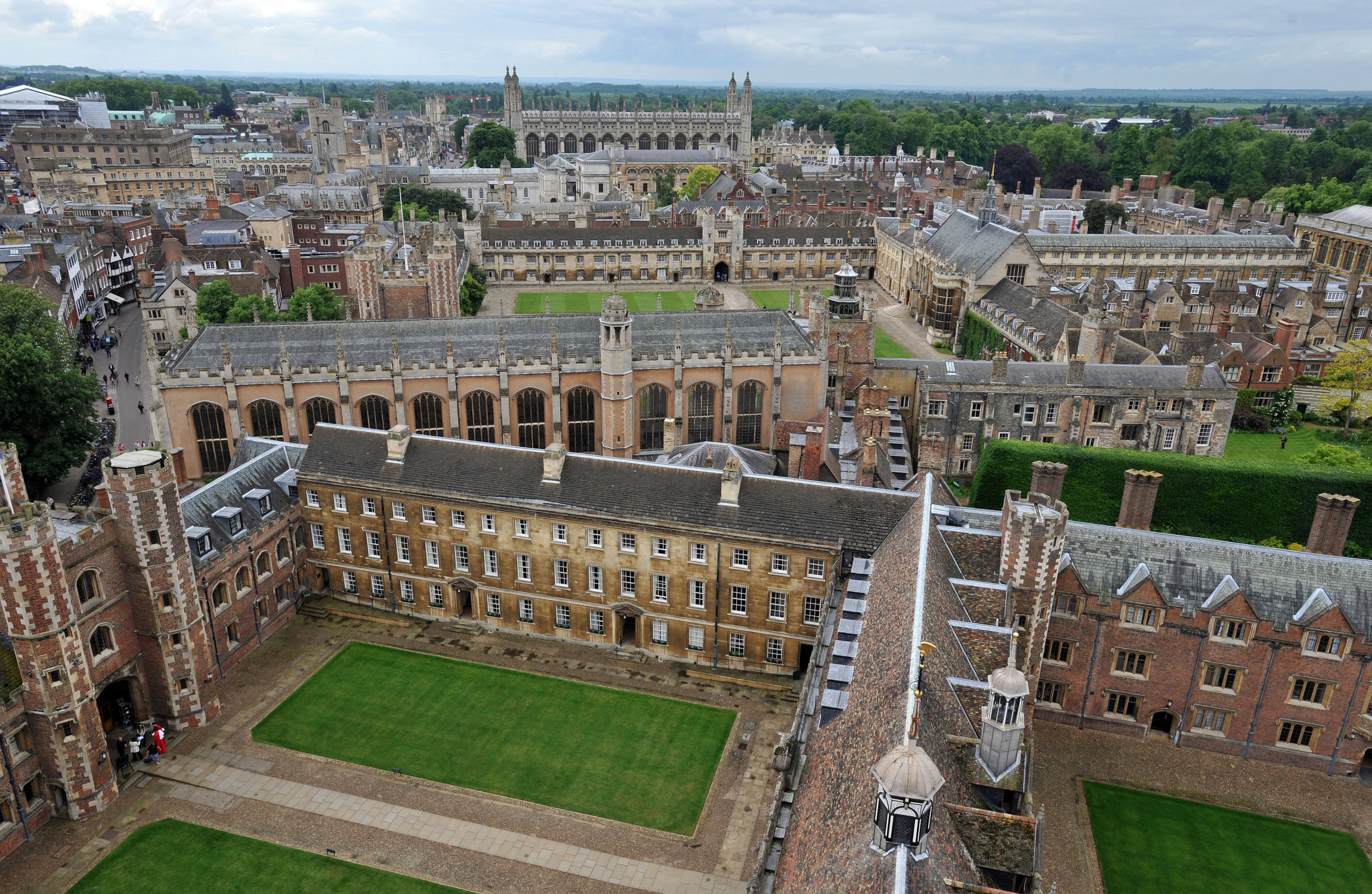 University of Cambridge reveals 'significant' sexual misconduct problem
