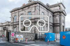 Virtual Reality Tour: Explore this grand former railway station in Dublin... with its own murder mystery