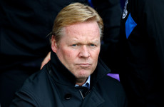 The Dutch employ Ronald Koeman to rescue their struggling national team