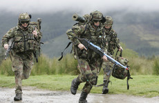 Irish troops to participate in EU Battle Group