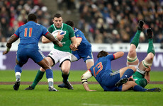 'We're not in this to just kick penalties and drop goals' - Ireland on the attack