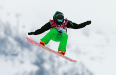 20-year-old snowboarder to carry Ireland's flag at Winter Olympics opening ceremony