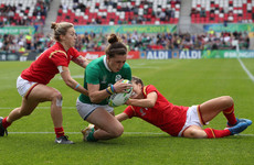 Ireland centre returns from 7s duty to be named in Women's Six Nations team