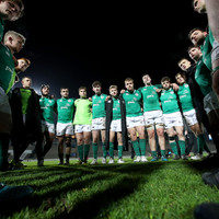 Ireland U20s forced to make changes as Ulster duo required for Pro14 action