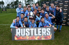 Injury-time winner sees 10-man UCD regain the Collingwood Cup