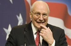 Dick Cheney cancels trip to Canada because it's too dangerous