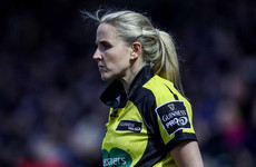 More history beckons for Joy Neville as she prepares for Pro14 debut
