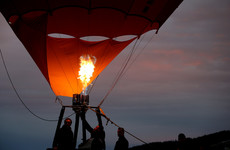 Seven people injured after being thrown from hot air balloon in Australia