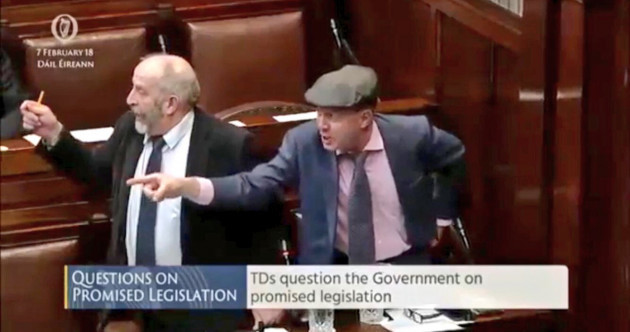 How well do you know your Dáil rows?