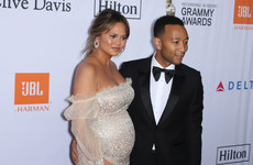 John Legend keeps robbing Chrissy Teigen's phone chargers and she's not happy about it