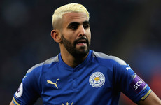 Mahrez warned he 'won't be paid' if he continues self-imposed Leicester City exile