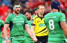 Connacht trio return from injuries for tomorrow night's visit of Ospreys