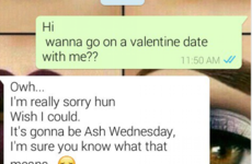 These women asked out the lads they fancy for Valentine's Day, and shared their replies on Twitter