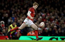 Mind games from Jones as he says 'third-choice' Patchell will struggle against England