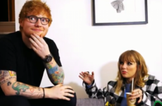 Taylor Swift didn't hold back when it came to slagging Ed Sheeran's height