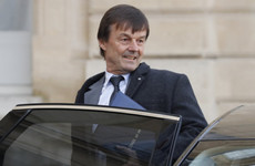French Minister close to tears on TV as he denies sexual harassment allegations