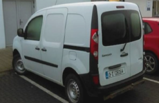 Gardaí release images of van that was partially burnt out after Jason Molyneux murder