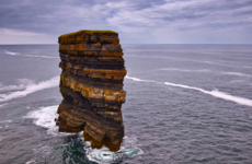 This amazing photo of Dun Briste in Mayo just made the front page of Reddit