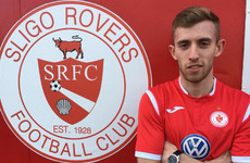 Scottish forward joins Sligo Rovers on loan from Hearts