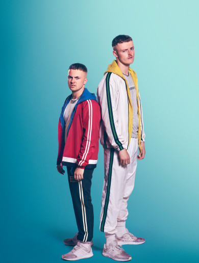 The Young Offenders on cracking the English Market and being 'huge in Germany'