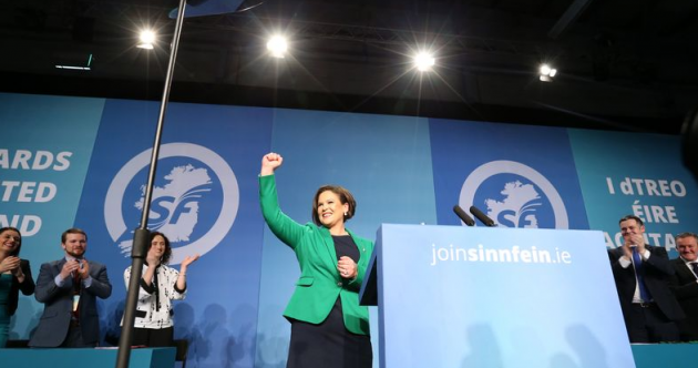 Mary Lou McDonald is the new leader of Sinn Féin