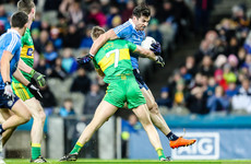 Dublin survive strong Donegal fightback to make it three wins from three