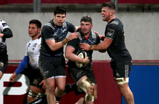 Five-star Munster brush off Zebre on a comfortable night at Thomond