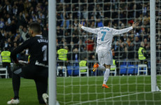 Ronaldo hits 43rd Real hattrick as Madrid warm up for PSG with big win