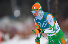 Thomas Westgaard finishes 60th as Irish skier makes Winter Olympics debut