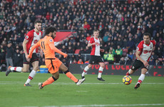 As It Happened: Southampton v Liverpool, Premier League