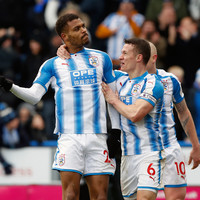 Mounie on the double as Huddersfield climb out of relegation danger against Bournemouth
