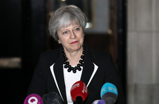 Theresa May says there is 'basis for agreement' to get Stormont 'up and running very soon'