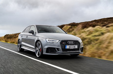 Review: The roaring Audi RS 3 feels like a supercar (and I didn't want to give the keys back)